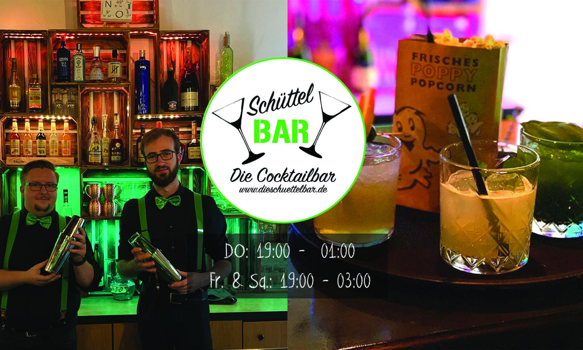 Die Schüttelbar - Cocktailbar